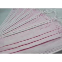 Różowe rękawiczki 50szt