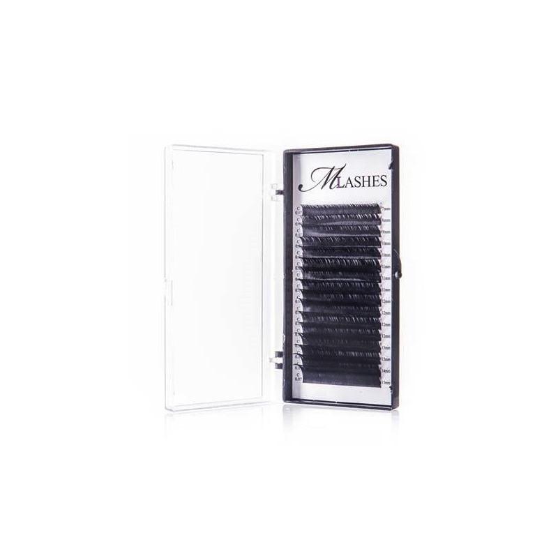 Tray eyelashes  MLashes standard 0,10